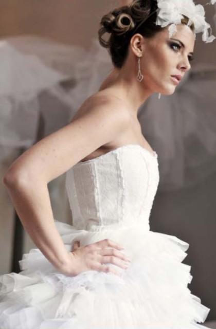 fot. Kolekcja ślubna Sylwii Majdan