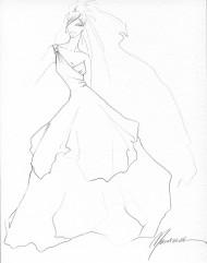 Suknia ślubna dla panny młodej po 40.